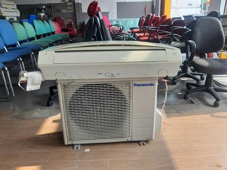 Máy lạnh  PANASONIC 1.5HP CS-KC12MKH-8 cũ SP015310