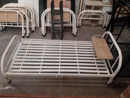 Giường sắt cũ SP015313