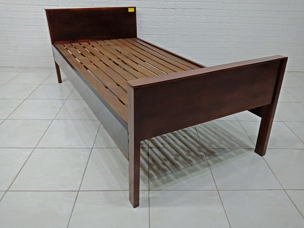 Giường gỗ Căm xe cũ SP006691.1