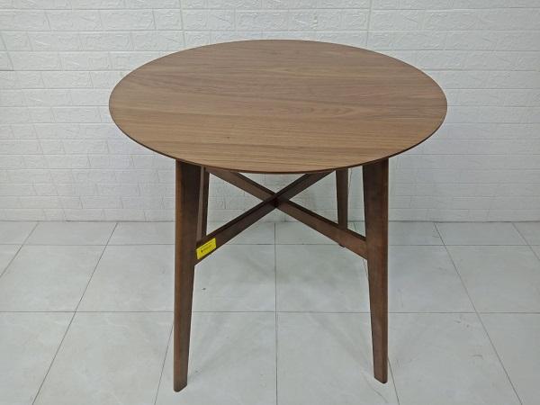 Bàn bar gỗ cao su cũ bán thanh lý giá rẻ SP007422
