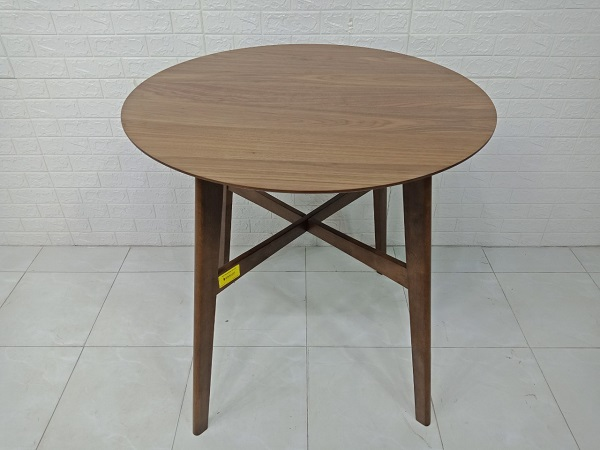 Bàn bar gỗ cao su cũ SP007422