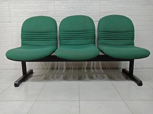 Băng ghế chờ cũ bán thanh lý giá rẻ SP007117