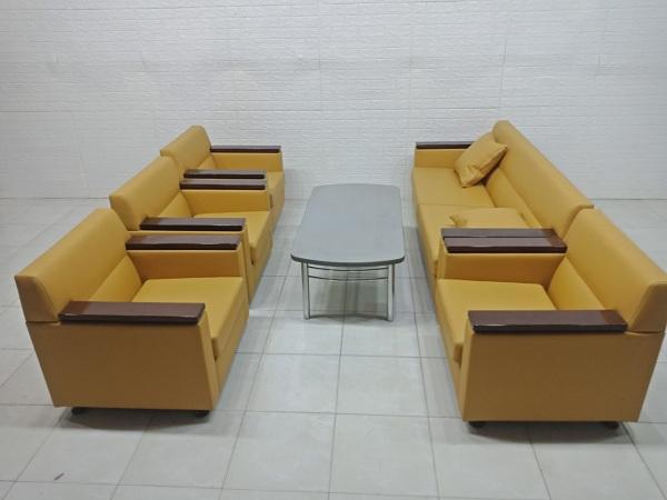 Bộ sofa cao cấp cũ thanh lý với giá rẻ SP007058