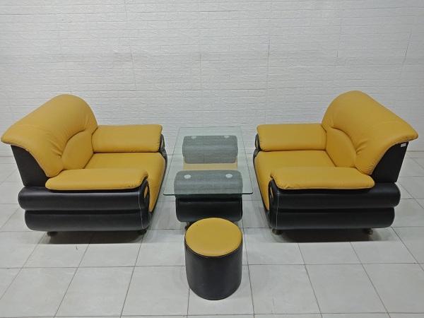 Bộ sofa cũ bán thanh lý giá rẻ SP007019