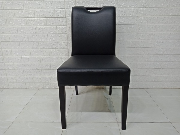 Ghế ăn gỗ cao su cũ SP007416