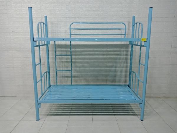Giường tầng sắt cũ bán thanh lý giá rẻ SP007240