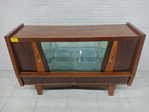 Tủ búp phê gỗ Cẩm lai + Hương cũ SP007257