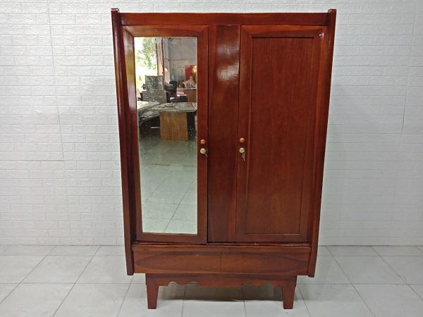 Tủ quần áo gỗ Bằng Lăng cũ giá rẻ SP007324