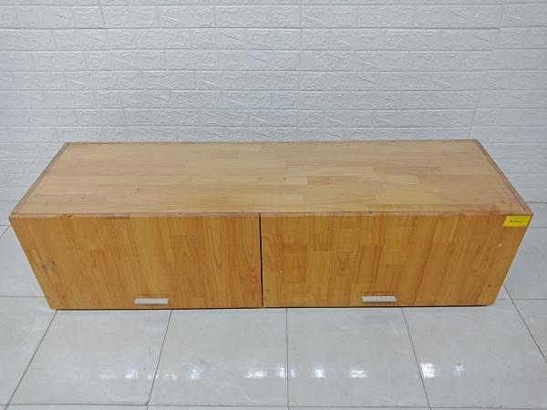 Tủ bếp trên gỗ thông cũ SP007031.29