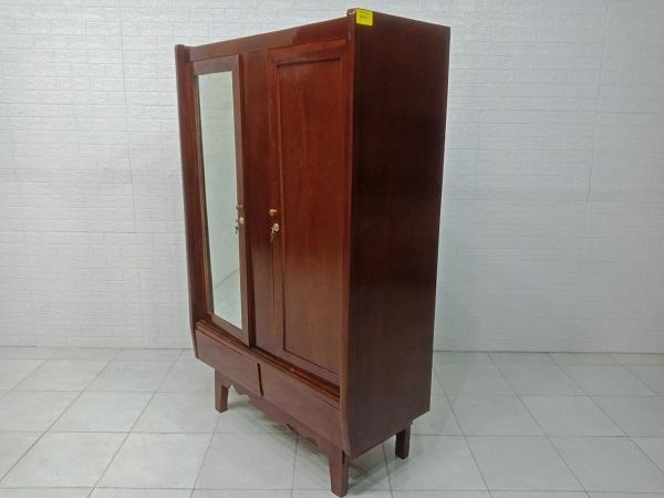 Tủ quần áo gỗ Bằng Lăng cũ SP007324