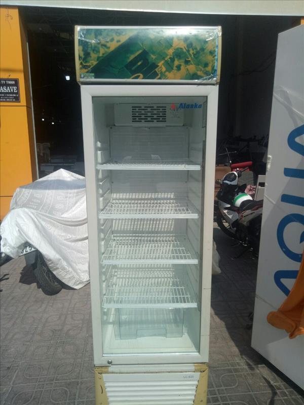 Tủ mát ALASKA 200 lít LC-633 cũ
