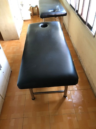 Giường massage inox SP012554