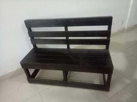 Băng ghế gỗ SP012576