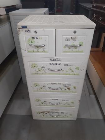 Tủ áo nhựa cũ SP012651