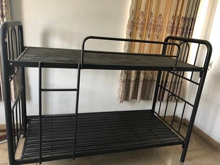 Giường sắt cũ SP012657
