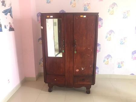 Tủ quần áo cũ SP012660