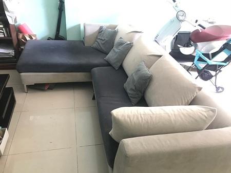 Bộ sofa cũ SP012661