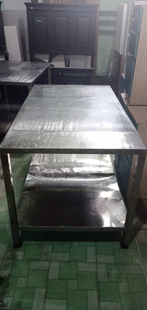 Bàn sơ chế cũ SP012408