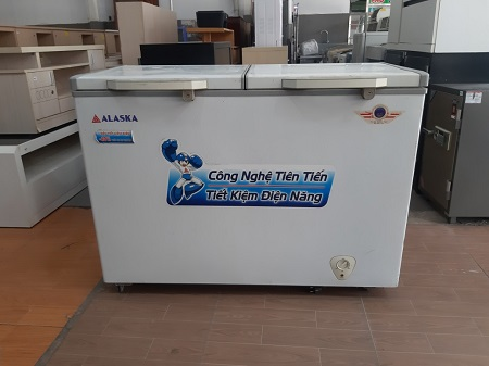 Tủ đông  ALASKA 450 Lít BCD-4567N cũ SP015341