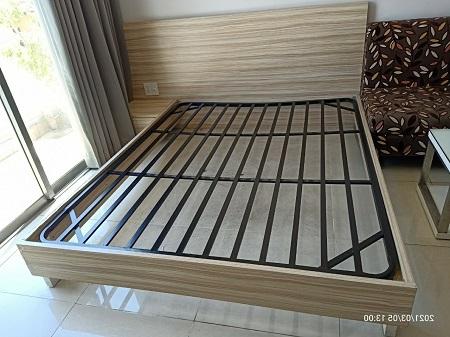 Giường gỗ MDF  cũ SP015347.1