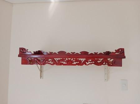 Kệ thờ treo cũ SP015371