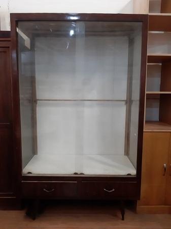 Tủ quần áo gỗ tự nhiên cũ SP015375
