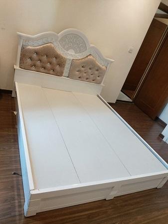 Giường  gỗ MDF cũ SP015535.1