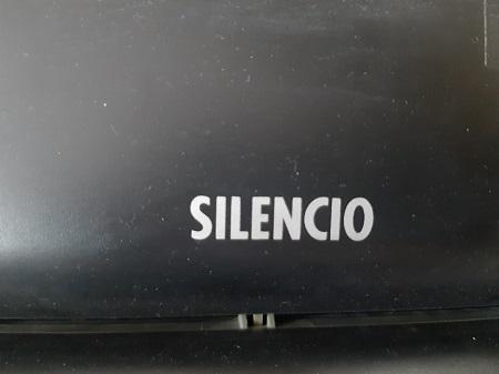 Máy hủy giấy SILENCIO V35WS cũ SP015389