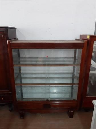Tủ ly gỗ  tự nhiên cũ SP015430