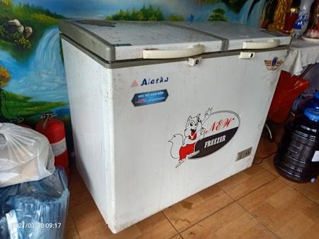 Tủ đông ALASKA 300 Lít BCD3568N cũ SP015542