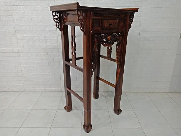 Bàn thờ gỗ Cẩm lai cũ SP007566.1