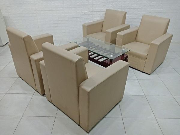 Bộ sofa cũ SP007486