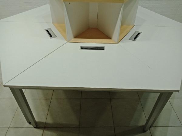 Cụm bàn làm việc cũ SP007523
