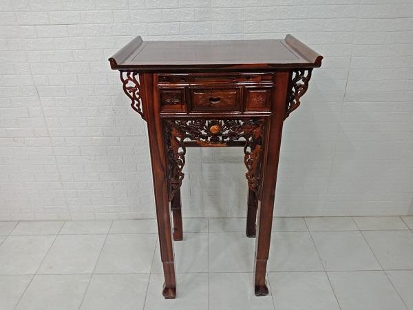Bàn thờ gỗ Cẩm lai cũ thanh lý giá rẻ SP007566.1