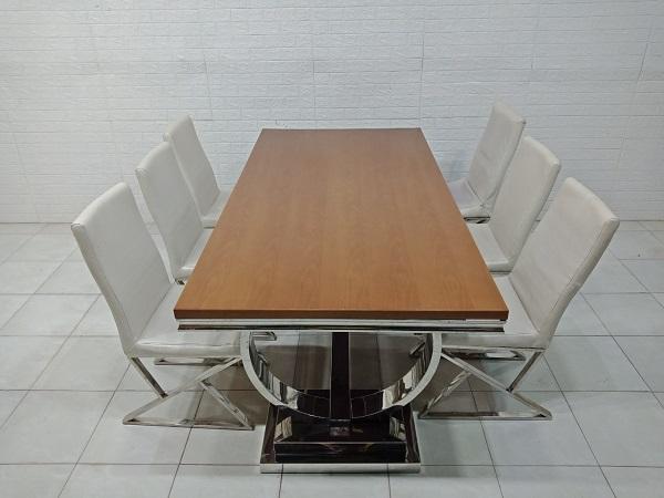 Bộ bàn ăn cũ SP007744