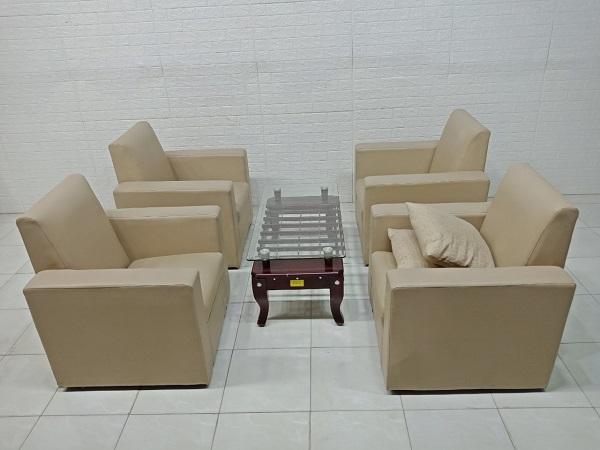 Bộ sofa cũ thanh lý giá rẻ SP007486
