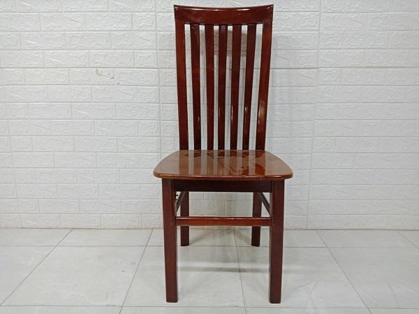 Ghế ăn gỗ Căm xe cũ SP007530.1