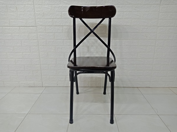 Ghế ăn gỗ Keo cũ SP007541