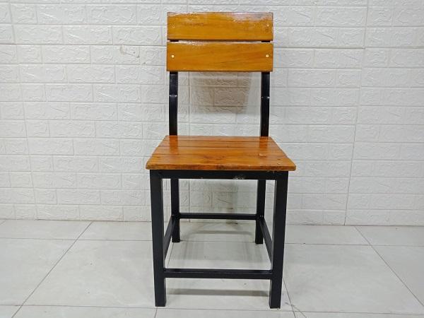 Ghế cafe gỗ Keo cũ SP007527