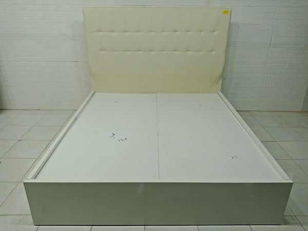 Giường gỗ cũ SP007746.1