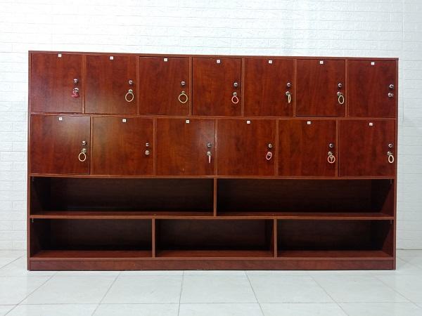 Tủ locker cũ SP007686