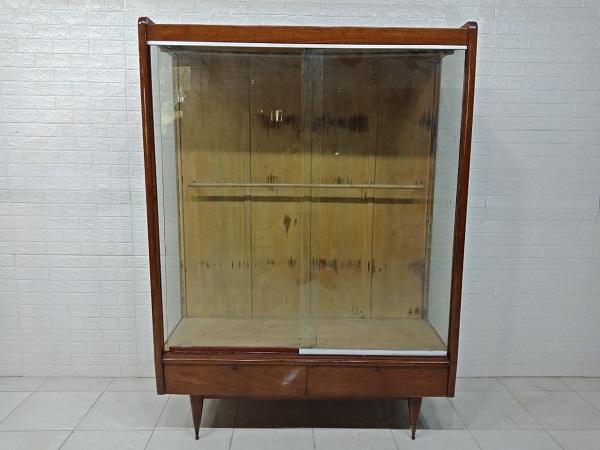 Tủ quần áo gỗ Gõ đỏ cũ SP007653