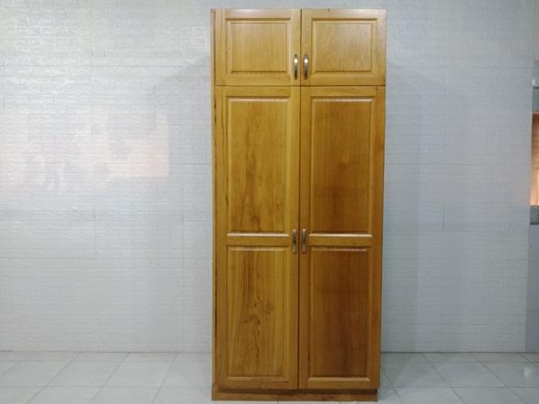 Tủ quần áo gỗ Sồi mỹ cũ SP007576.2