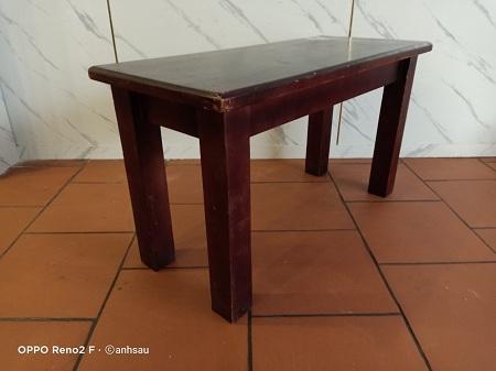 Băng ghế cũ SP012728