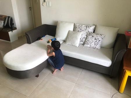 Bộ sofa cũ  SP012803