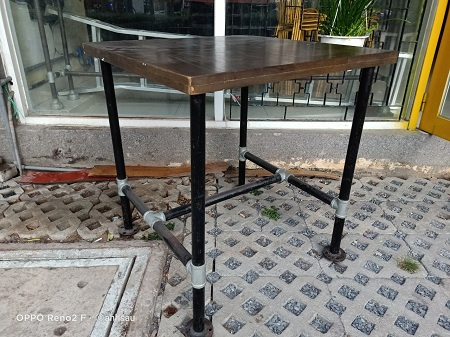 Bàn cafe cũ SP012826