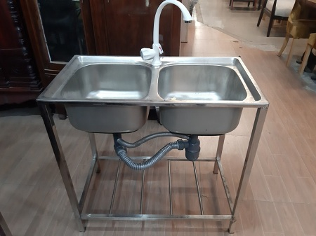 Bồn rửa chén cũ SP012676