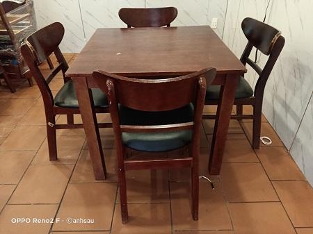 Bô bàn ăn cũ  SP012725