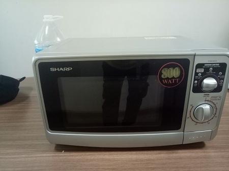 Mua bán thanh lý Lò vi sóng Sharp R-20A1(S)VN cũ SP012787 - VinaSave