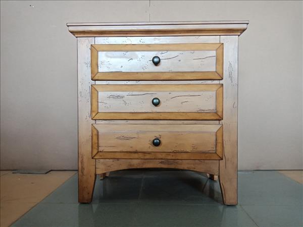 Tủ đầu giường cũ SP011938